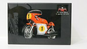 MINICHAMPS 1/12 GIACOMO AGOSTINI  1970 500 MV AGUSTA MOTO GP NEUF 122700001 RARE