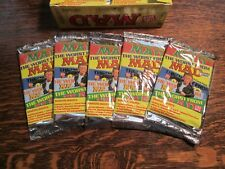 1992 MAD Magazine Trading Cards (5 packs)