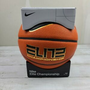 NIKE Elite Championship Basketball Full Size N1002487-878 - New