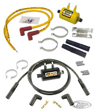 Accel Super Coil Kit Yellow 3 ohm Harley Davidson