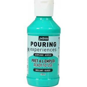 Pebeo Pouring Experiences Acrylic Paint 118ml