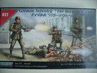 "Tristar 35027 German Infantry ""The Barrage Wall"" WWII Figurensatz - 1:35"
