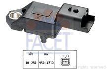 FACET Sensor, presión de sobrealimentación CITROEN PEUGEOT 307 FIAT 10.3034