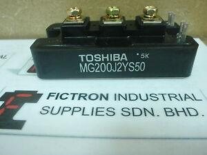 NEW 1PCS MG200J2YS50 TOSHIBA IGBT MODULE