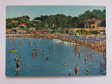 Saint Aygulf French colour Postcard 1966 La Plage