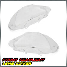 For 08-14 BMW X6 E71 Replacement Left Right Side Headlight Lens Lamp Cover Clear