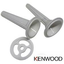 KENWOOD KW658558 Entonnoir saucisse Blanc A950 MG800 MG901 AT950 embout hachoir