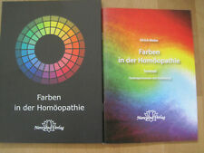Farben in der Homöopathie - Ulrich Welte - Farb-Repertorium Farbtafel Anleitung