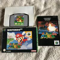 Super Mario 64 / CIB / Nintendo 64 / PAL/ #1