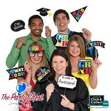 13 Graduation Photo Booth Selfie Photo Booth Personalised Party Props 96998