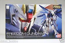 Bandai RG 05 RG 1/144 Freedom Gundam ZAFT Mobile Suit ZGMF-X10A Seed JPN 0171625