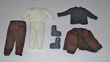 NEW MATTEL Barbie KEN HERMAN MUNSTER FRED GWYNNE CLOTHES SET W FATSUIT