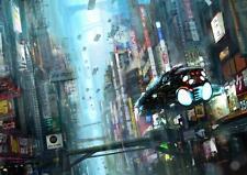 Blade Runner A3 cartel 7