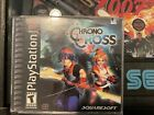Chrono Cross - Sony PlayStation 1 PSX PS1 Authentic Complete Box CIB