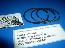 Piston Bagues 4.üb _ ring set, piston _ CB 250 G _ g5 _ 74 - 77 _ 13051-367-305