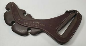 Vintage Acme Kwikee Kwiver Recurve Bow Quiver / Clamp On / Made in USA!