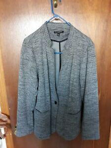 Banana Republic Womans Blazer Size XL