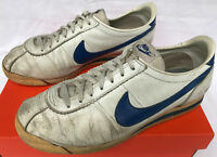 Vintage Nike Bruin 1980's Marty McFly 820608CH Back To The Future Shoes Men's 11