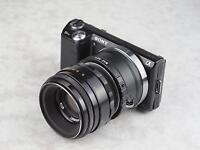 HELIOS 44-2 2/58 Russian Lens M42 + Sony E NEX (for E-mount cameras)