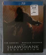 The Shawshank Redemption (Blu-ray) Steelbook - Brand New Stealed