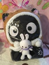 Sanrio Chococat Plush With Bunny Doll Hello Kitty And Friend Vintage