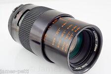 Vivitar 1 90mm f2.5 VMC legendario Series Macro lente Nikon F Montaje