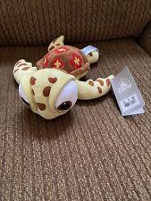 Disney Finding Nemo Squirt Kid Turtle Plush Stuffed Animal Toy Brand New W/Tags