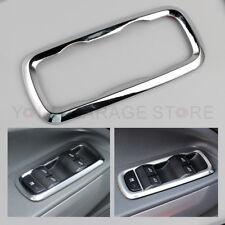 Für Ford Fiesta 3 Ecosport MK7 Tür Fensterschalter Trim Innenraum Rahmen Chrom