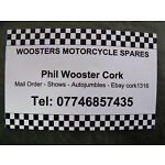 Woosters Motorcycle Spares Leeds