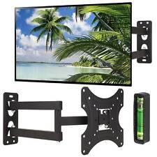 TV Wandhalterung LED LCD 10 ? 42 Zoll Wandhalter Fernseher schwenkbar & neigbar