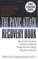 The Panic Attack Recovery Book: Step-by-Step Techniques to Reduce Anxiety and Ch