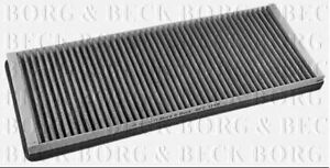 BORG & BECK CABIN POLLEN FILTER FOR AUDI SALOON 80 2.2 169KW