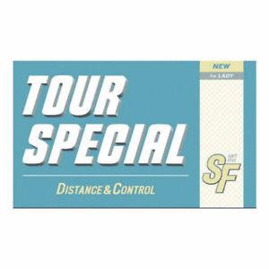 Srixon Tour Special Soft Golfbälle 15 Stück Weiß UVP € 29,95 NEU