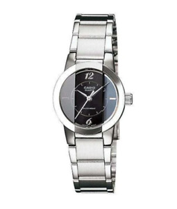 Casio Enticer LTP 1230D-1C Silver Watch for Women