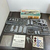 Authentic Vintage Frog Fairey Swordfish MkI 1:72 scale Model Kit F258 RARE