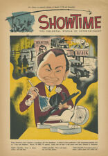 Edward G. Robinson, Limited Edition Print, signed & numbered FREE Shipping!