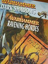 Fantasía Warhammer campaña Libros Multi variación