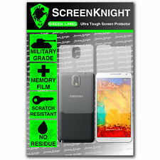 ScreenKnight Samsung Galaxy Note 3 / iii FULL BODY SCREEN PROTECTOR invisible