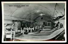 Channel Islands GUERNSEY Underground Hospital Ward RP PPC