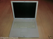 "Apple Ibook g4 14,1"", sans alimentation, quasiment Défectueux?"