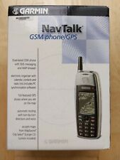 Garmin NavTalk GSM Phone/GPS Retro GPS Handy