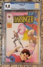 HARBINGER #18 (6/93) ~ CGC 9.8 ~ WP ~ 1ST SCREEN ~ Valiant Comics
