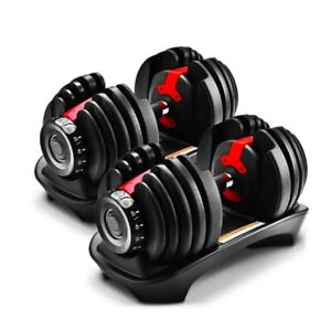 2PCS weight Adjustable Dumbbells Fitness Equipment FREE SHIPPING