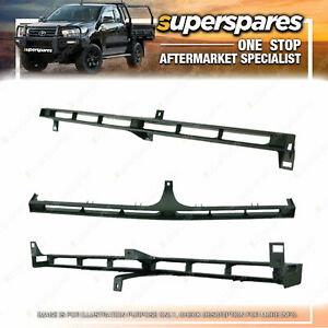Superspares Lower Grille for Mitsubishi COLT RD 1986-1988 Brand New