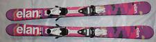 Elan Twist Pro Junior Girl's Skis 125cm Twin tip  + tyrolia Adjustable bindings