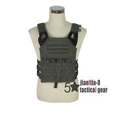 Dark Swat Shooting Army Tactical Vest Plate Carrier Lightweight jacket JPC