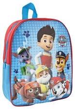 Boys Girls Character Backpack Kids School Lunch Book Bag Travel Nursery Rucksack