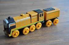 THOMAS TANK TRAIN SET Wooden Railway Engine - Murdoch *RARE*- Like NEW