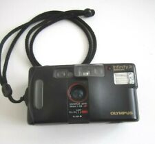 Olympus Infinity Jr. 35mm Point & Shoot Film Camera