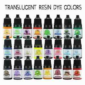 5ml Concentrated Oily Pigment For Crystal Resin Dyeing Dye Candle DIY